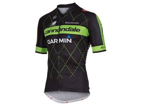 Castelli - Cannondale dres Team 2.0, black/sprint green