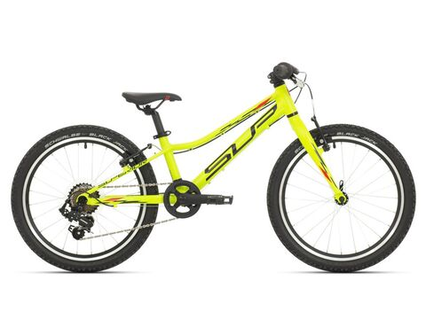 SUPERIOR RACER XC 20 2021 Matte Lime/Black/Red