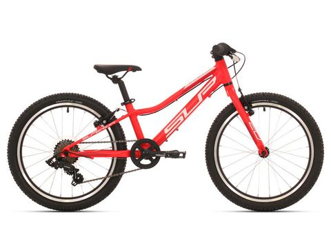 Dětské kolo SUPERIOR RACER XC 20 2019 Matte Neon Red/White/Dark Red 2019